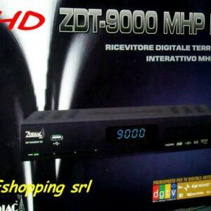 Decoder Zodiac 9000 HD Digitale Terrestre-0