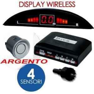 Kit Sensori di Parcheggio Wireless-0