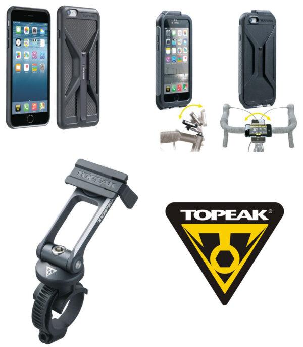 Supporto Topeak Apple Iphone 6 Plus-0