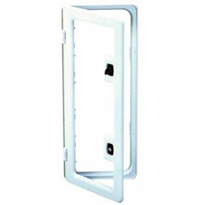 Portellino sportello bianco 80x30 cm -0