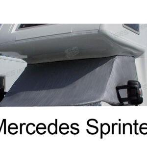 Oscurante Termico per Sprinter Mercedes dal 2006-0