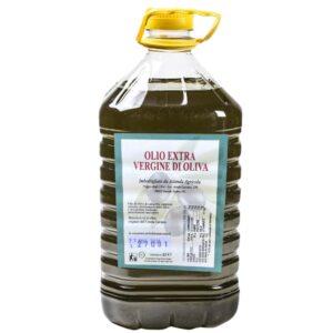 olio poggio degli ulivi 5 litri