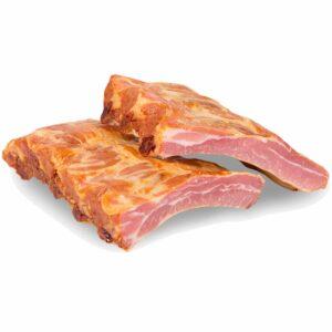 costoletta di maiale alto adige affumicata